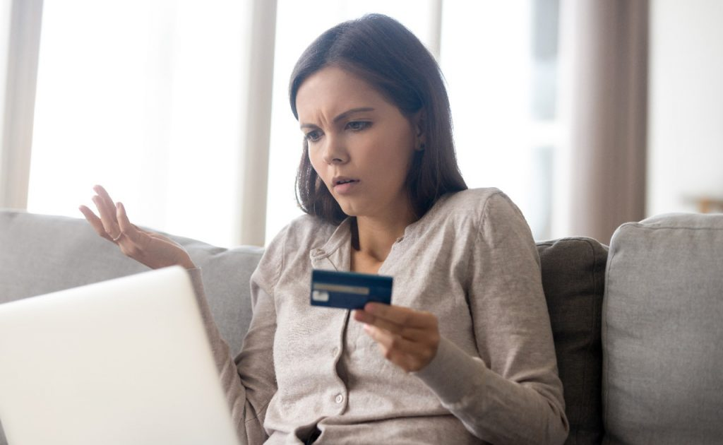 Top 3 possible reasons why your credit card application has been rejected
