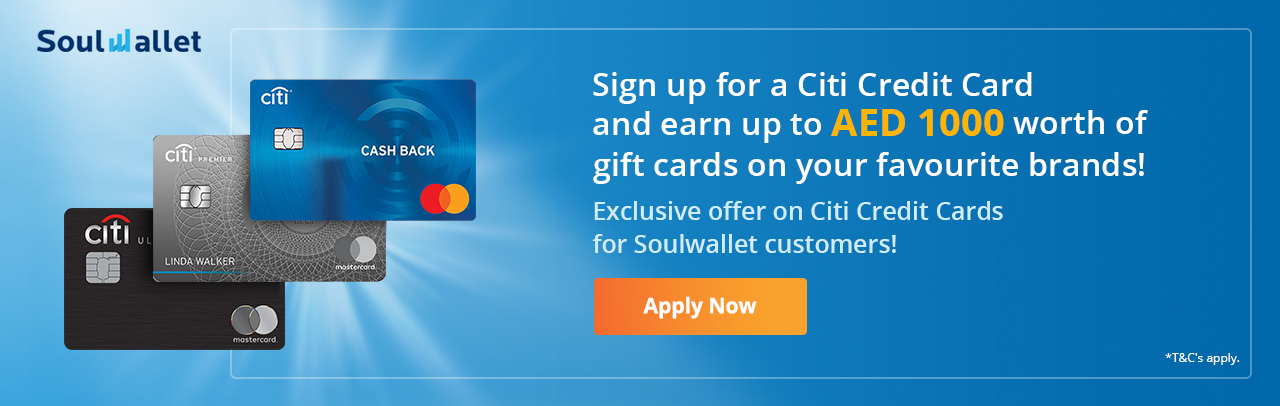 Citibank Cashback Credit Card Offers