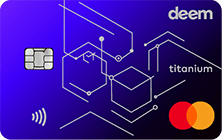 Deem Mastercard Titanium Cash Up Credit Card