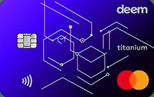 Deem Mastercard Titanium Cash Up Credit Card | Deem Credit Cards