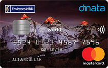 Emirates NBD Dnata World Credit Card