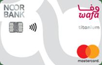 NOOR Bank Wafa Credit Card | Noor Bank Credit Cards