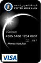 United Arab Bank Platinum Credit Card
