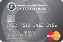 United Arab Bank Business Credit Card