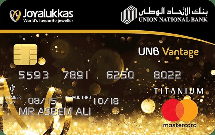 Union National Bank Vantage Credit Card | Union National Bank (UNB) Credit Cards