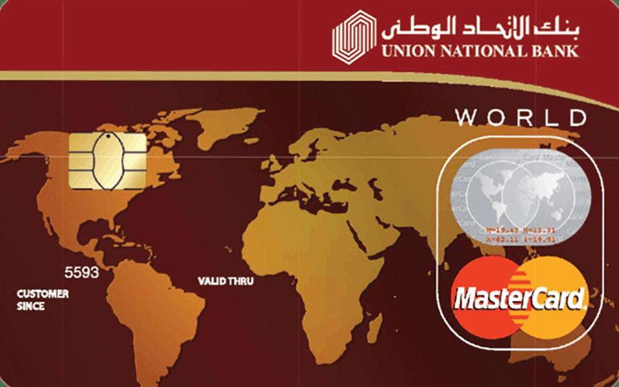 Union National Bank World Card