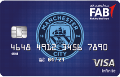 FAB Manchester City FC Infinite Card