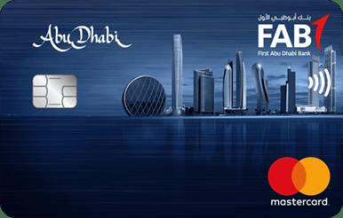 FAB Abu Dhabi Titanium Card
