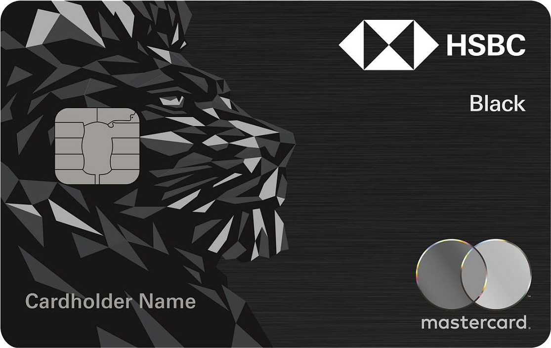 HSBC Black Credit Card