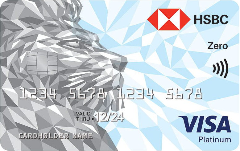 HSBC Zero Credit Card