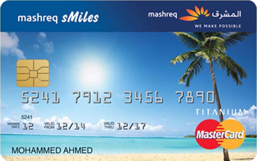 Mashreq SMiles Credit Card
