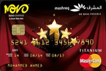 Mashreq NOVO Credit Card | Mashreq Bank Credit Cards