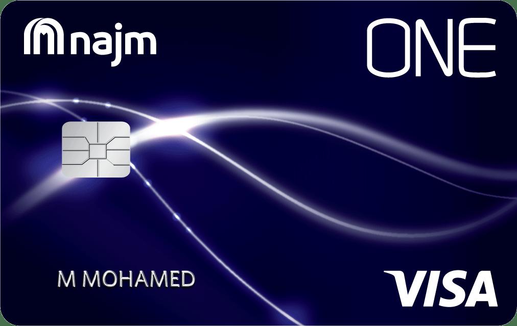 Najm ONE Credit Card | Najm Credit Cards