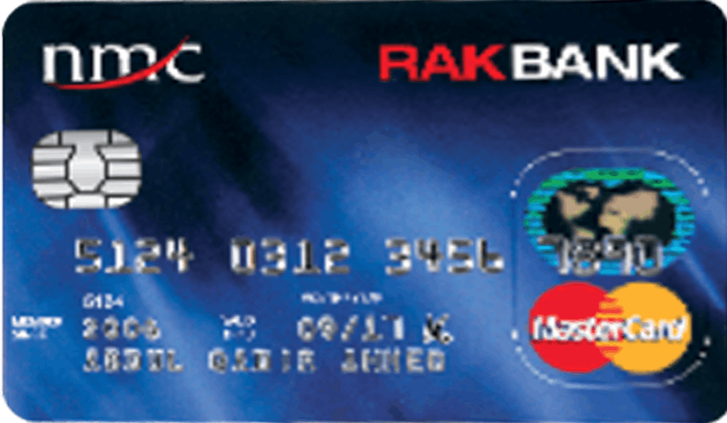RAKBANK Nmc Credit Card