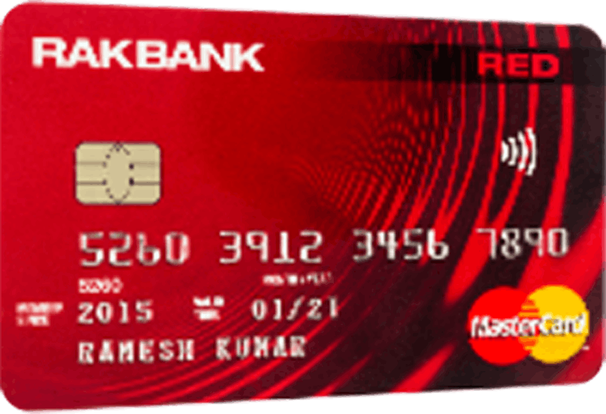 RAKBANK RED Credit Card