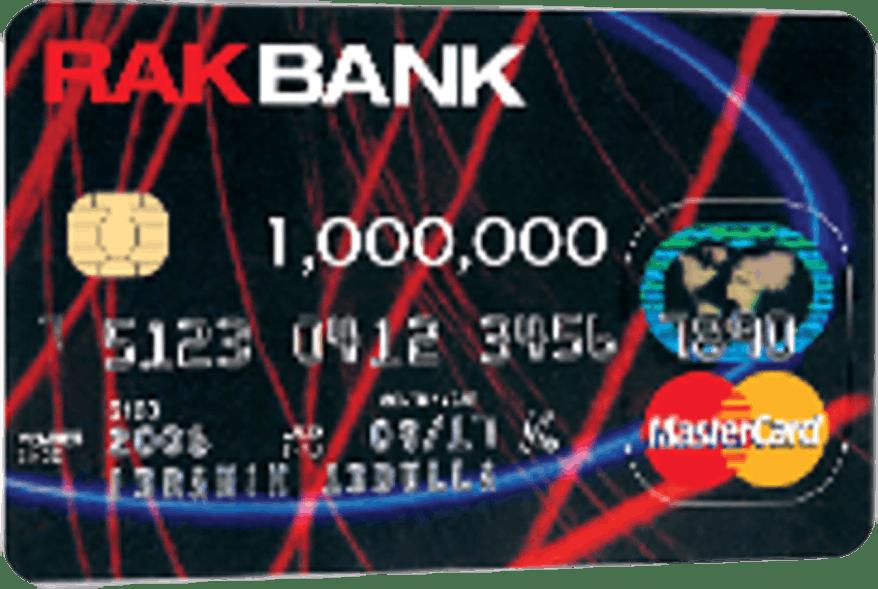 RAKBANK Mastercard Credit Card | RAKBANK Credit Cards