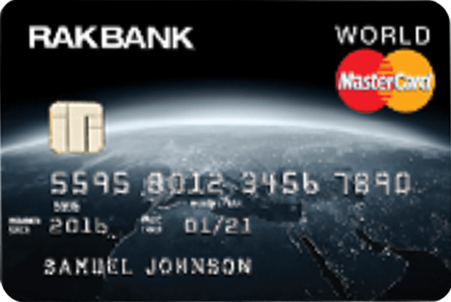 RAKBANK World Credit Card
