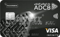 ADCB TouchPoints Infinite Credit Card