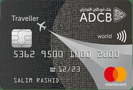 ADCB Traveller Credit Card | Abu Dhabi Commercial Bank (ADCB) Credit Cards