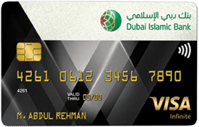 Dubai Islamic Prime Infinite Card