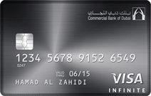 CBD Visa Infinite Card