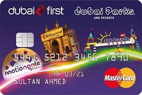 Dubai First Amazing Platinum Card | Dubai First Credit Cards