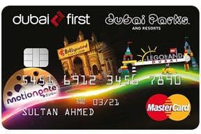 Dubai First Amazing World Card | Dubai First Credit Cards