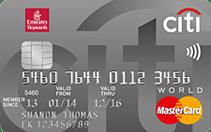 Citi Emirates World Card