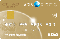 ADIB Etihad Gold Card | Abu Dhabi Islamic Bank (ADIB) Credit Cards