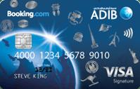 ADIB Booking.com Signature Card | Abu Dhabi Islamic Bank (ADIB) Credit Cards