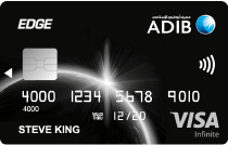 ADIB EDGE Card