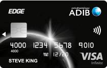ADIB EDGE Card | Abu Dhabi Islamic Bank (ADIB) Credit Cards