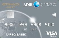 ADIB Etihad Platinum Card | Abu Dhabi Islamic Bank (ADIB) Credit Cards