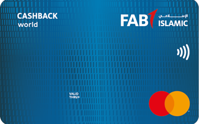 FAB Cashback Islamic Credit Card (for Expats)