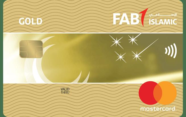 FAB Islamic Gold Credit Card | First Abu Dhabi Bank (FAB) Credit Cards
