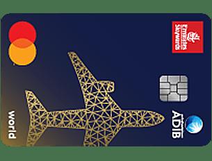 ADIB Emirates Skywards World Card | Abu Dhabi Islamic Bank (ADIB) Credit Cards