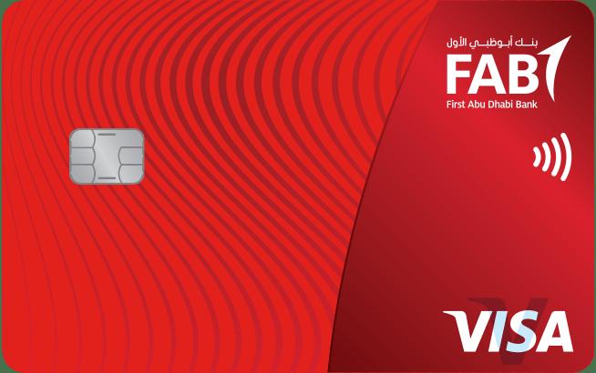 FAB Classic Credit Card | First Abu Dhabi Bank (FAB) Credit Cards